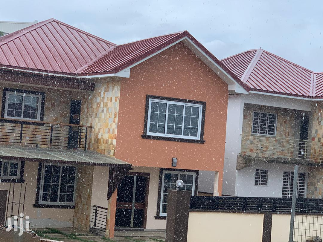 3 Bedrooms Self Compound Townhouses For Sale At New Achimota