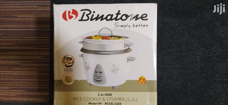 Brand New 2.2L Binatone Rice Cooker