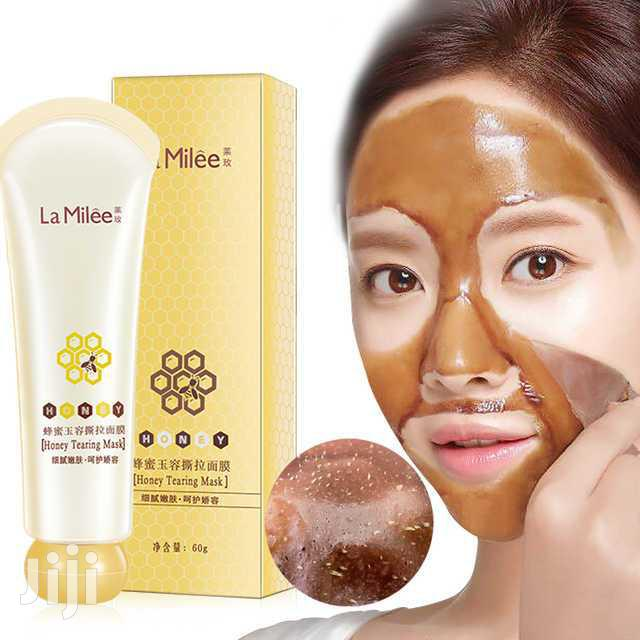 Clear All Oil, Dark Spots Pimples Using Honey Peeling Mask