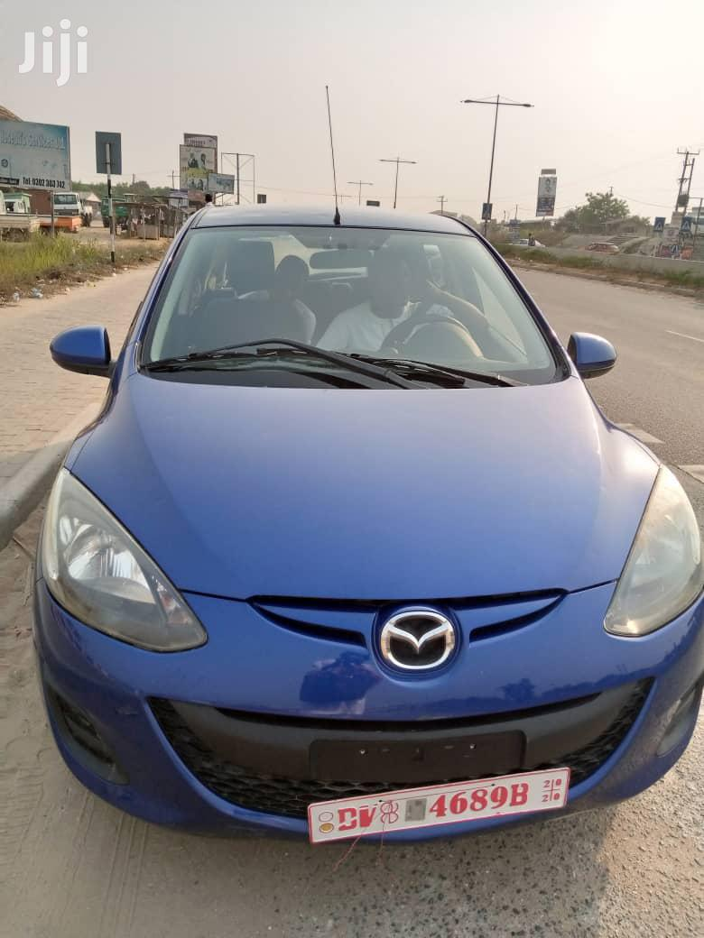 Mazda 2 Sport 2013 Blue | Cars for sale in Ga South Municipal, Greater Accra, Ghana