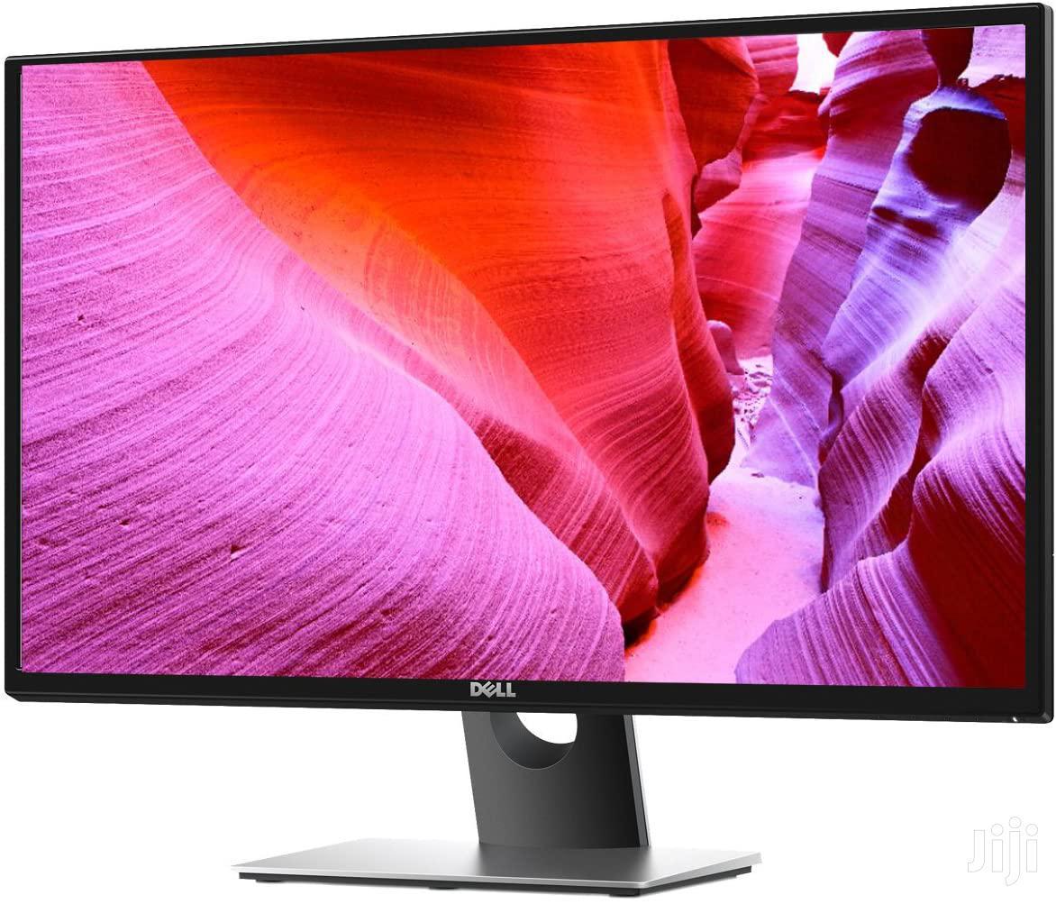 """Dell Monitor 27"""" Model No : Se2717h ( Hdmi, VGA )"""