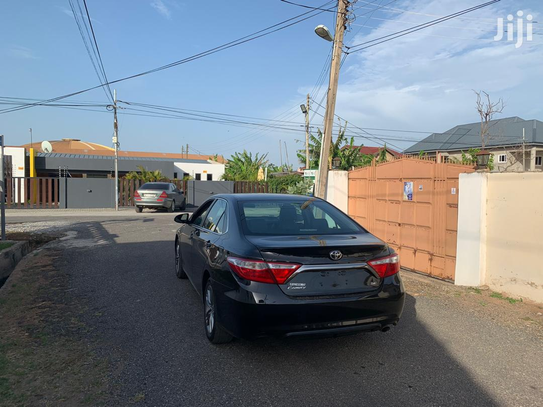 Toyota Camry 2015 Black | Cars for sale in Ga South Municipal, Greater Accra, Ghana