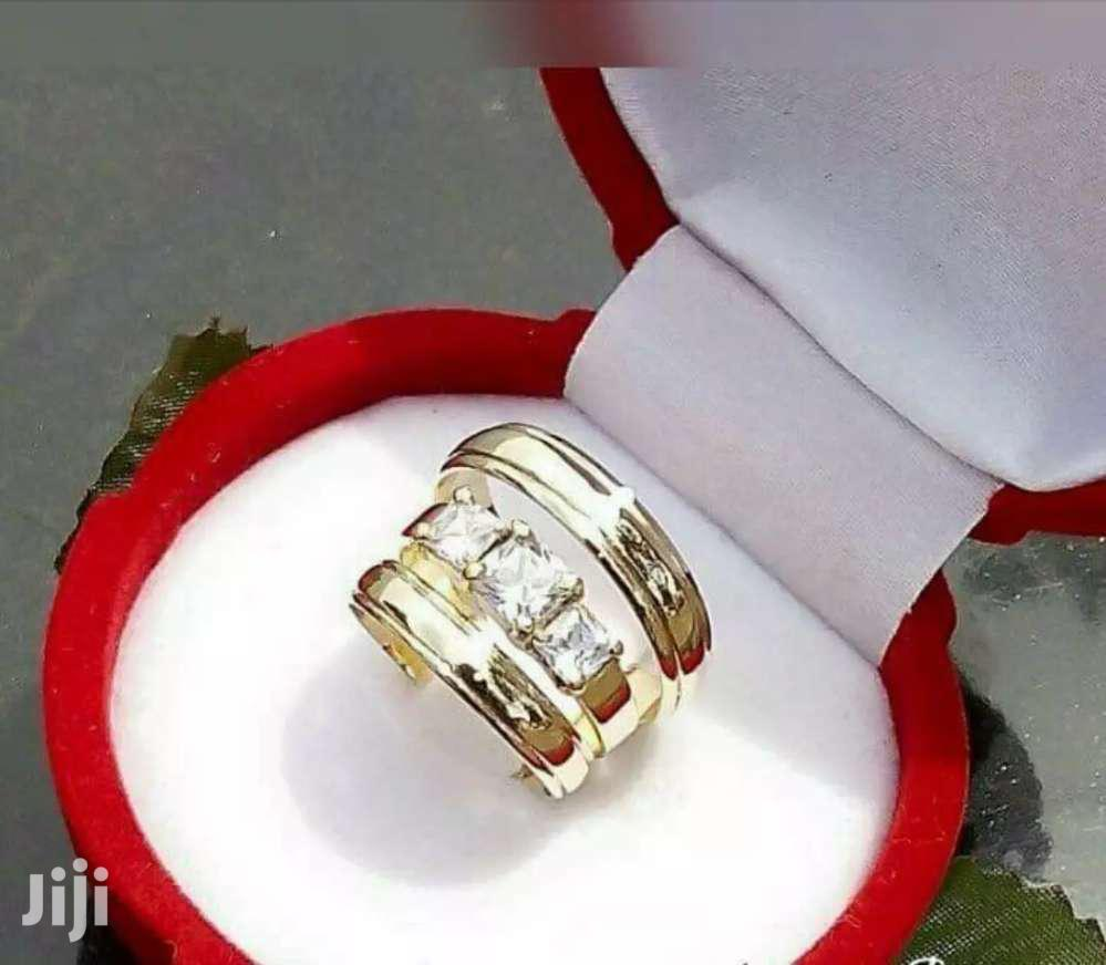 Wedding Ring 3 Pieces