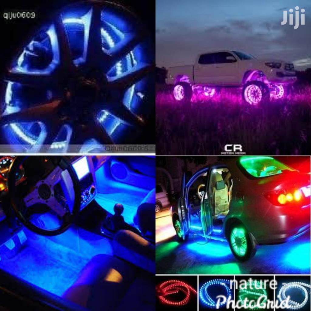 Car Lights Deco