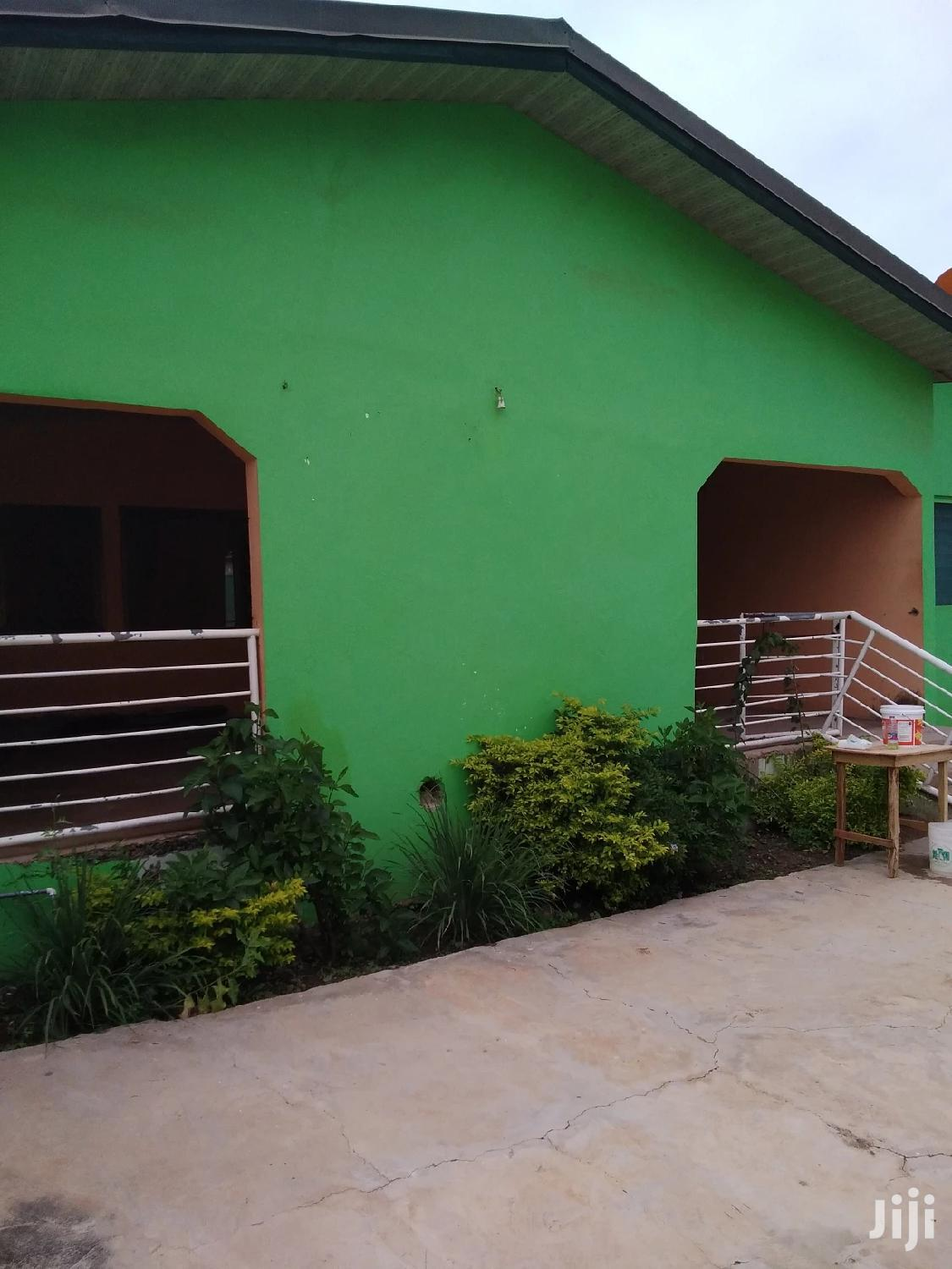 Single Room Self Contain At For Rent Spintex