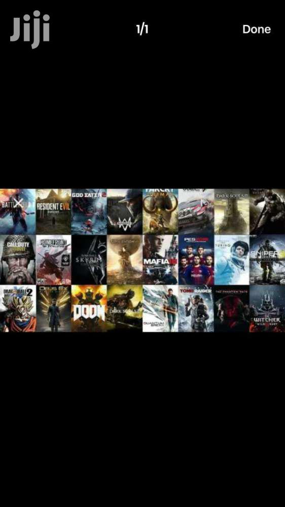 All Computer Games For Sale