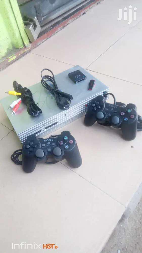 Archive: PS2 With Games/2pads