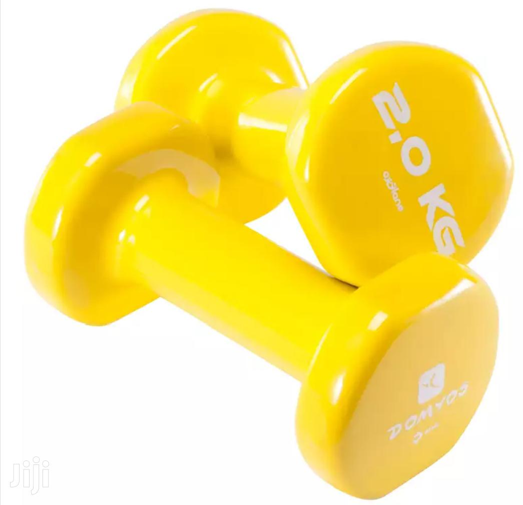 2kg Dumbells (Pair=4kg) | Sports Equipment for sale in Teshie-Nungua Estates, Greater Accra, Ghana