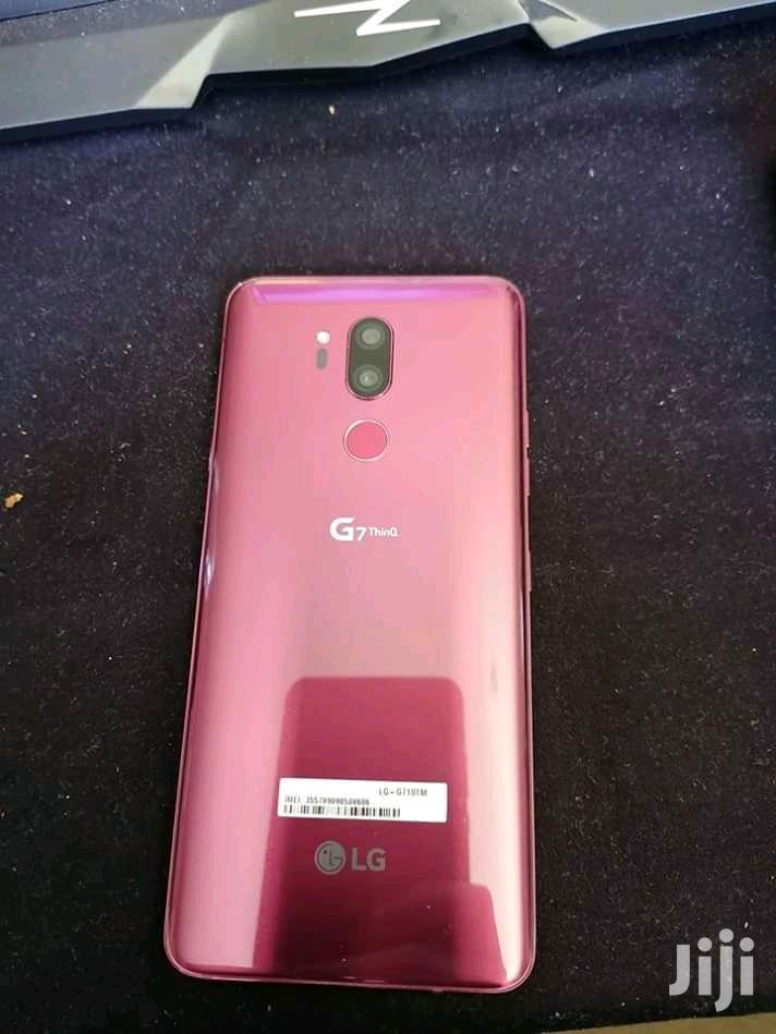 New LG G7 ThinQ 64 GB   Mobile Phones for sale in Kumasi Metropolitan, Ashanti, Ghana