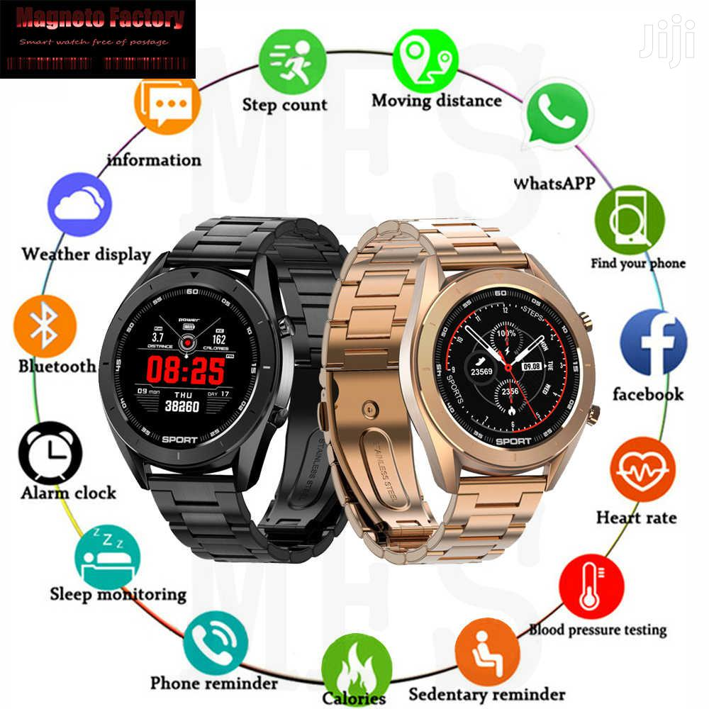Full Touch Smartwatch | Smart Watches & Trackers for sale in Dzorwulu, Greater Accra, Ghana