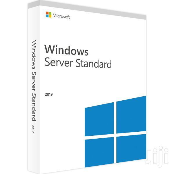 Archive: Genuine Windows Server 2019 License