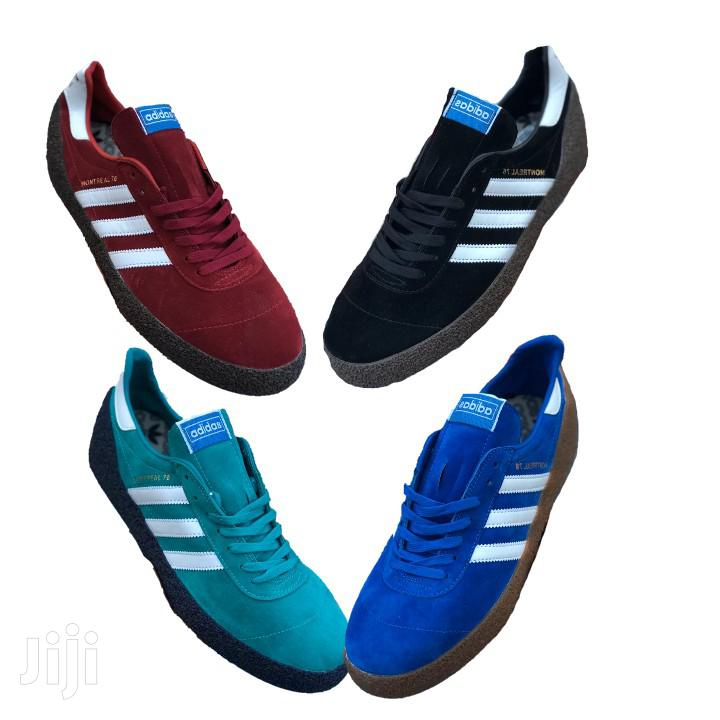 Archive: Adidas Montreal 76 in Achimota