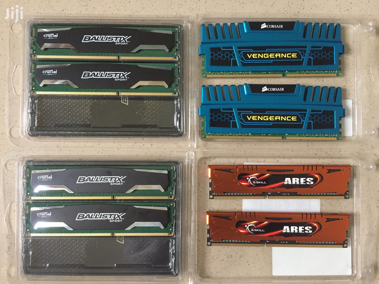 Ddr3 Desktop Ram / Memory | Computer Hardware for sale in Adabraka, Greater Accra, Ghana