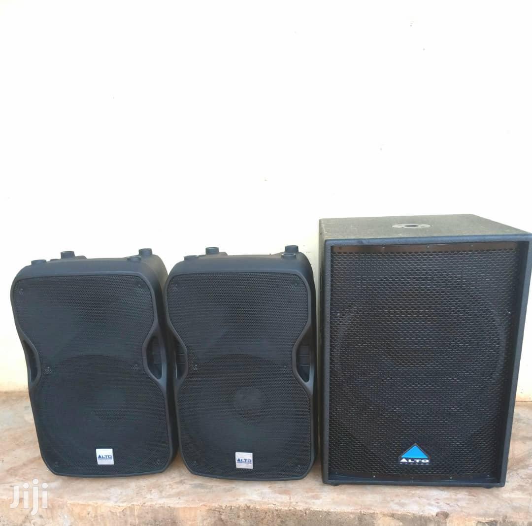 Archive: Speaker Monitor