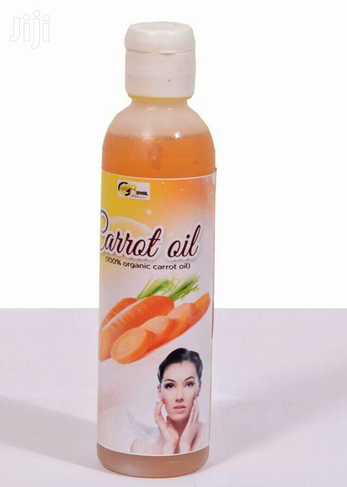 Archive: Carrot Oil