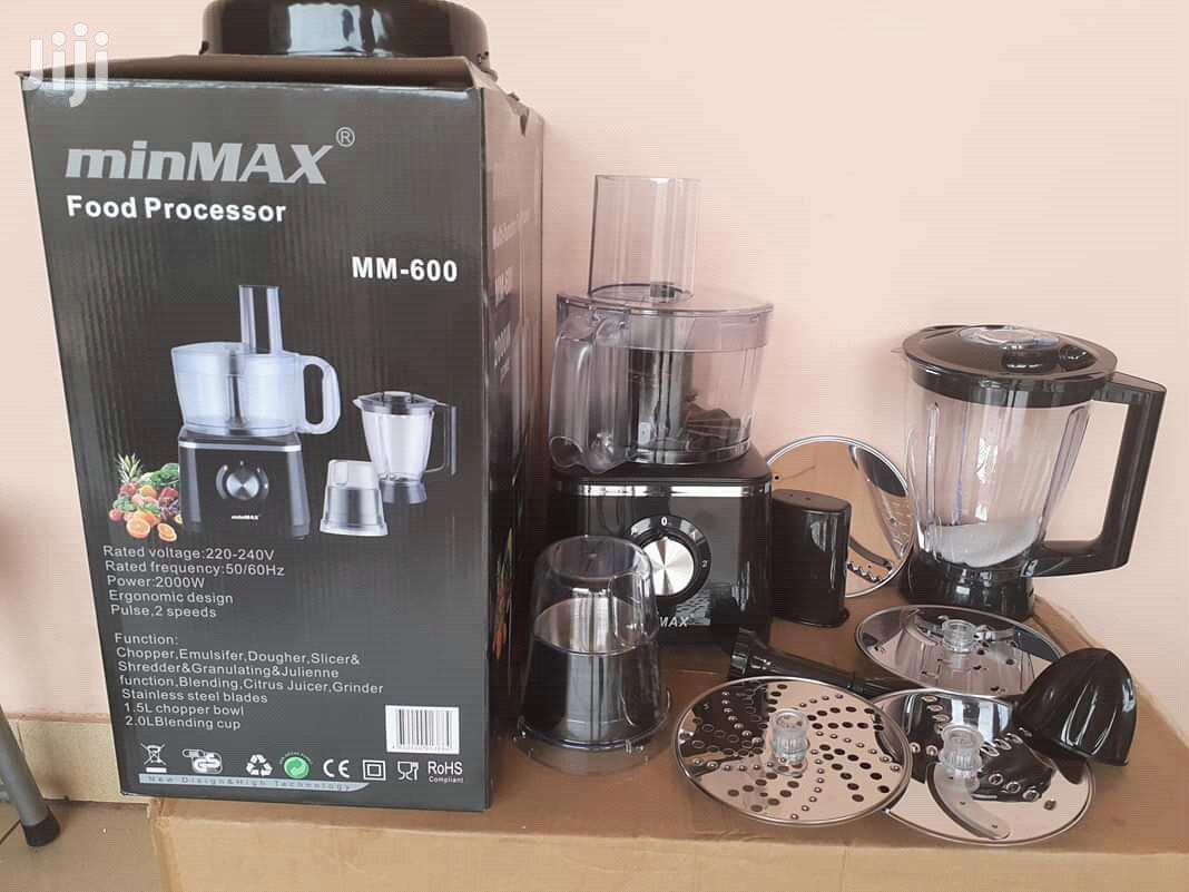 Min Max Food Processor/ Fufu Maker | Kitchen Appliances for sale in Dansoman, Greater Accra, Ghana