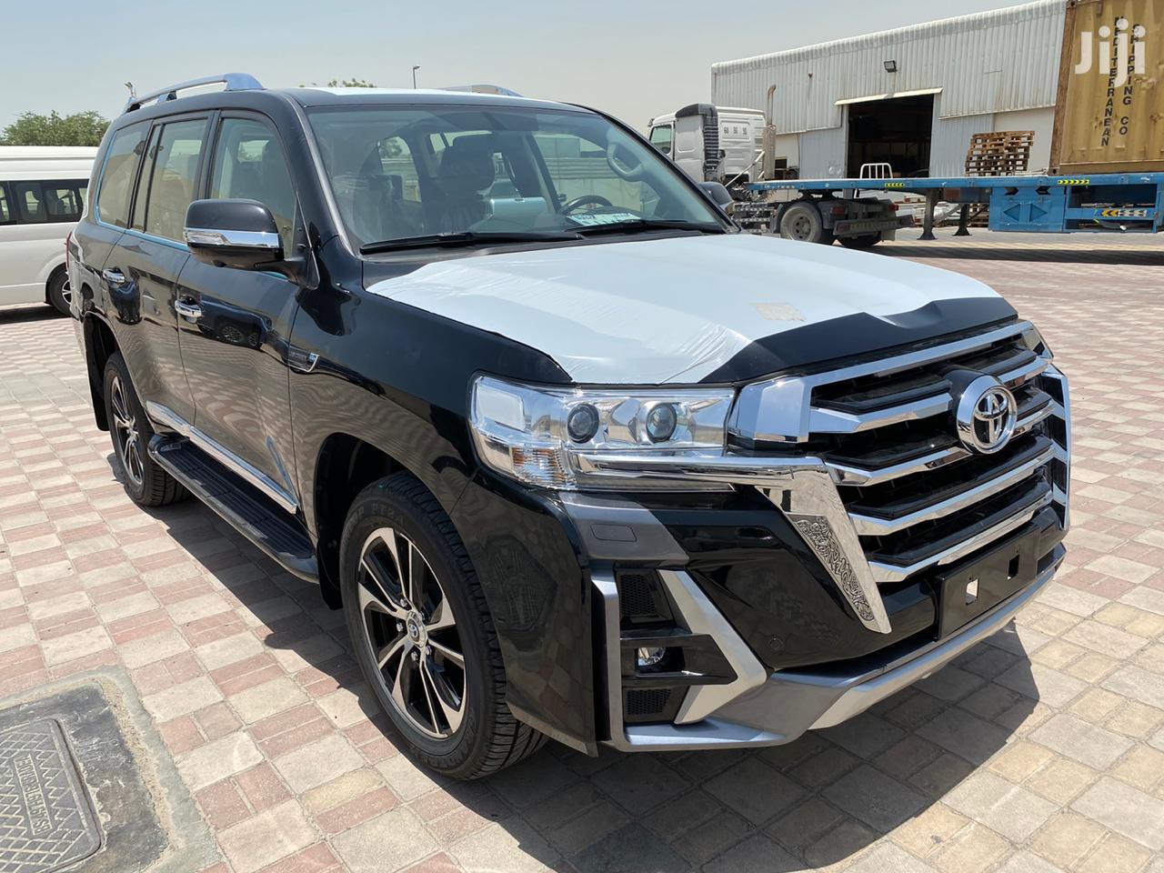 New Toyota Land Cruiser 2020 Black In East Legon Cars Dubai Auto Trading Ltd Ghana Jiji Com Gh For Sale In East Legon Buy Cars From Dubai Auto Trading Ltd Ghana On Jiji Com Gh