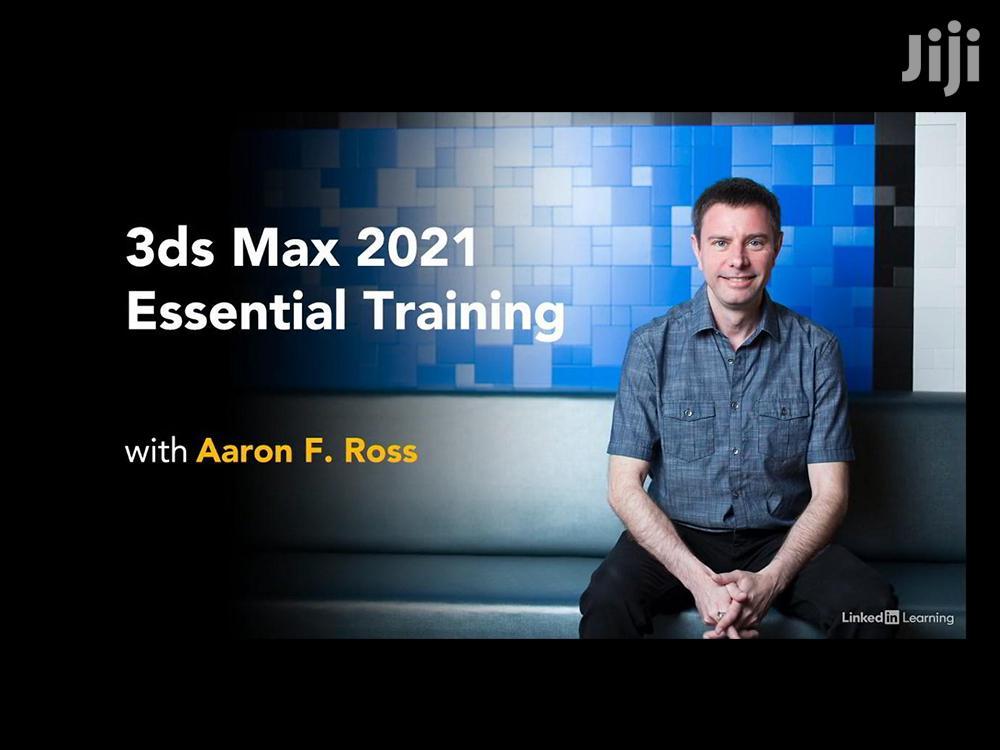 Autodesk 3ds Max 2021   Full Essential Training Video Course