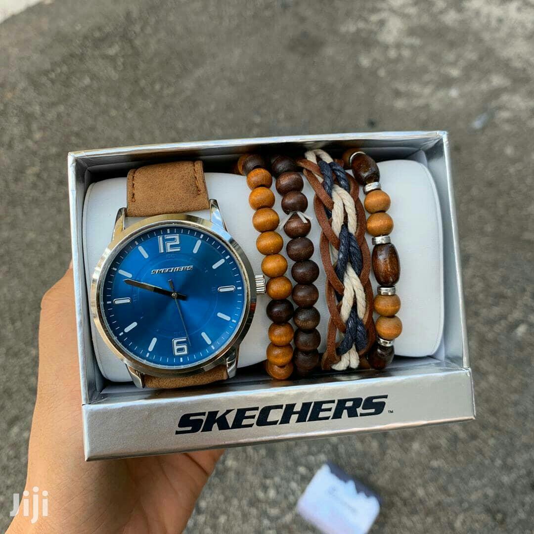 Skechers Watch Full Set