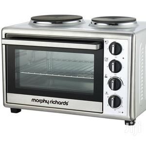 Morphy Richards Stainless Steel Rotisserie Oven With Hobbs   Kitchen Appliances for sale in Greater Accra, Accra Metropolitan