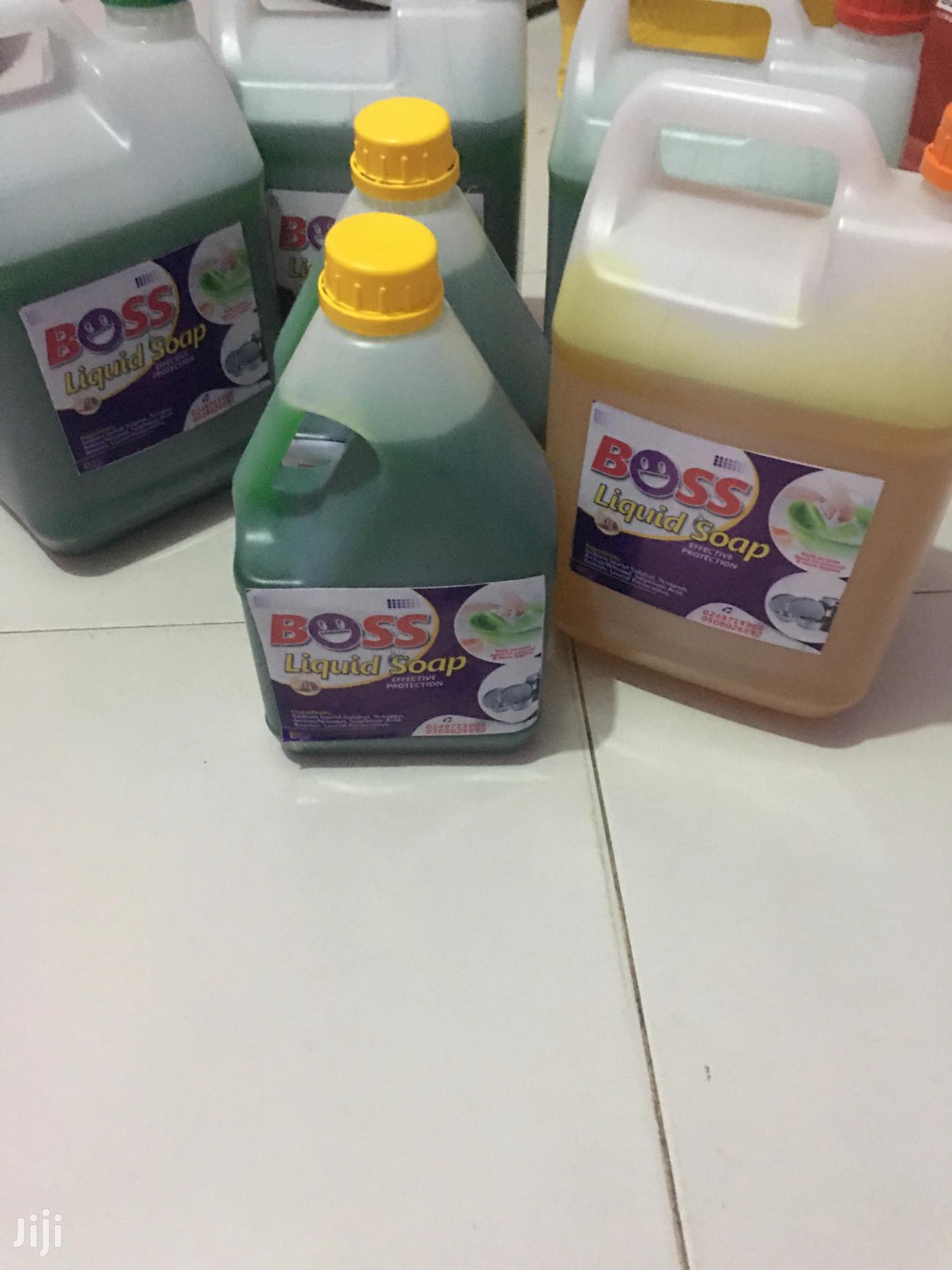 Archive: Boss Liquid Soap