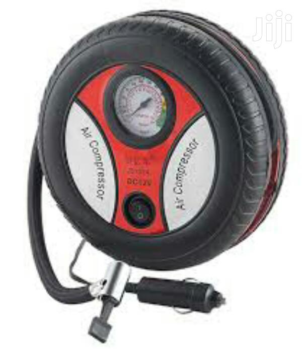 Car Tire Pump(Portable)