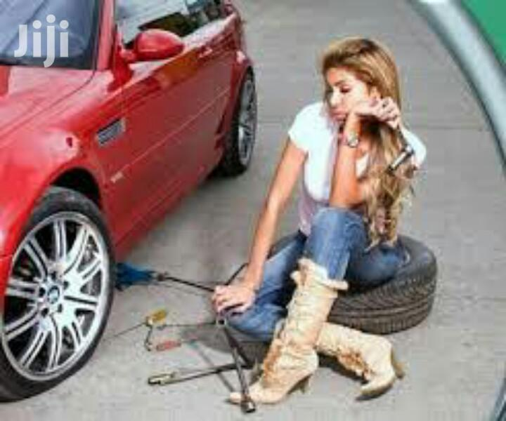 Car Tire Pump(Portable) | Vehicle Parts & Accessories for sale in North Kaneshie, Greater Accra, Ghana