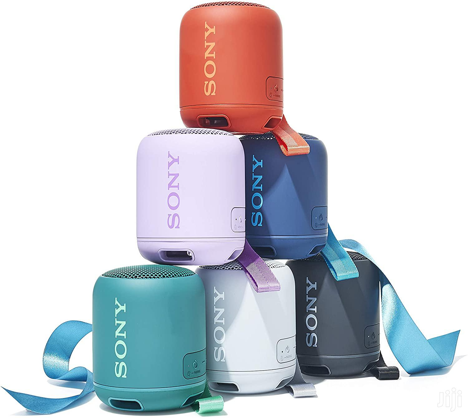 Sony SRS-XB12 Mini Bluetooth Speaker Loud Extra Bass Portabl | Audio & Music Equipment for sale in Avenor Area, Greater Accra, Ghana