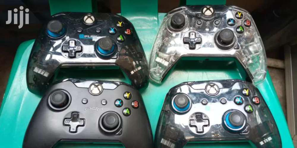 Archive: Xbox One And PC Games Controller