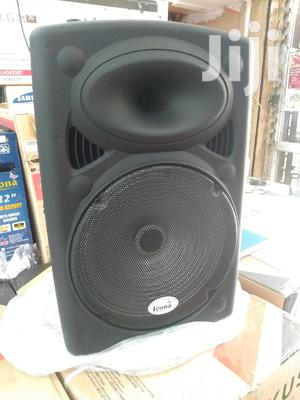 """Icona 15"""" Portable Trolly Speaker 