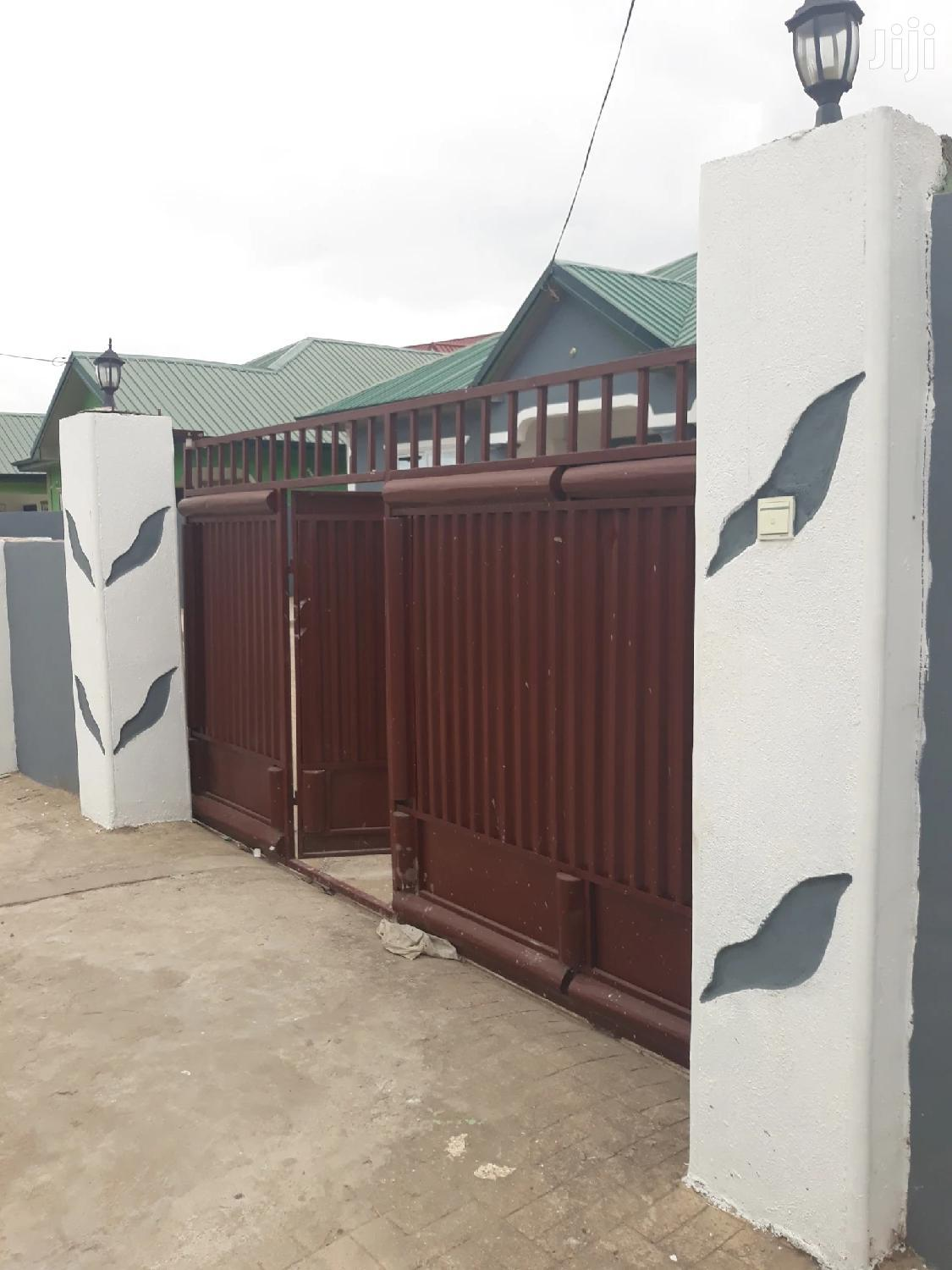 2 Bedroom House For Sale At Amasaman.