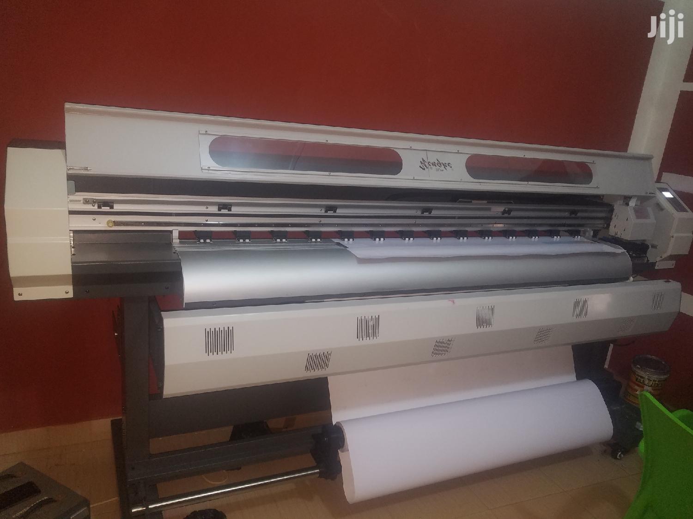 Archive: Large Format Printer