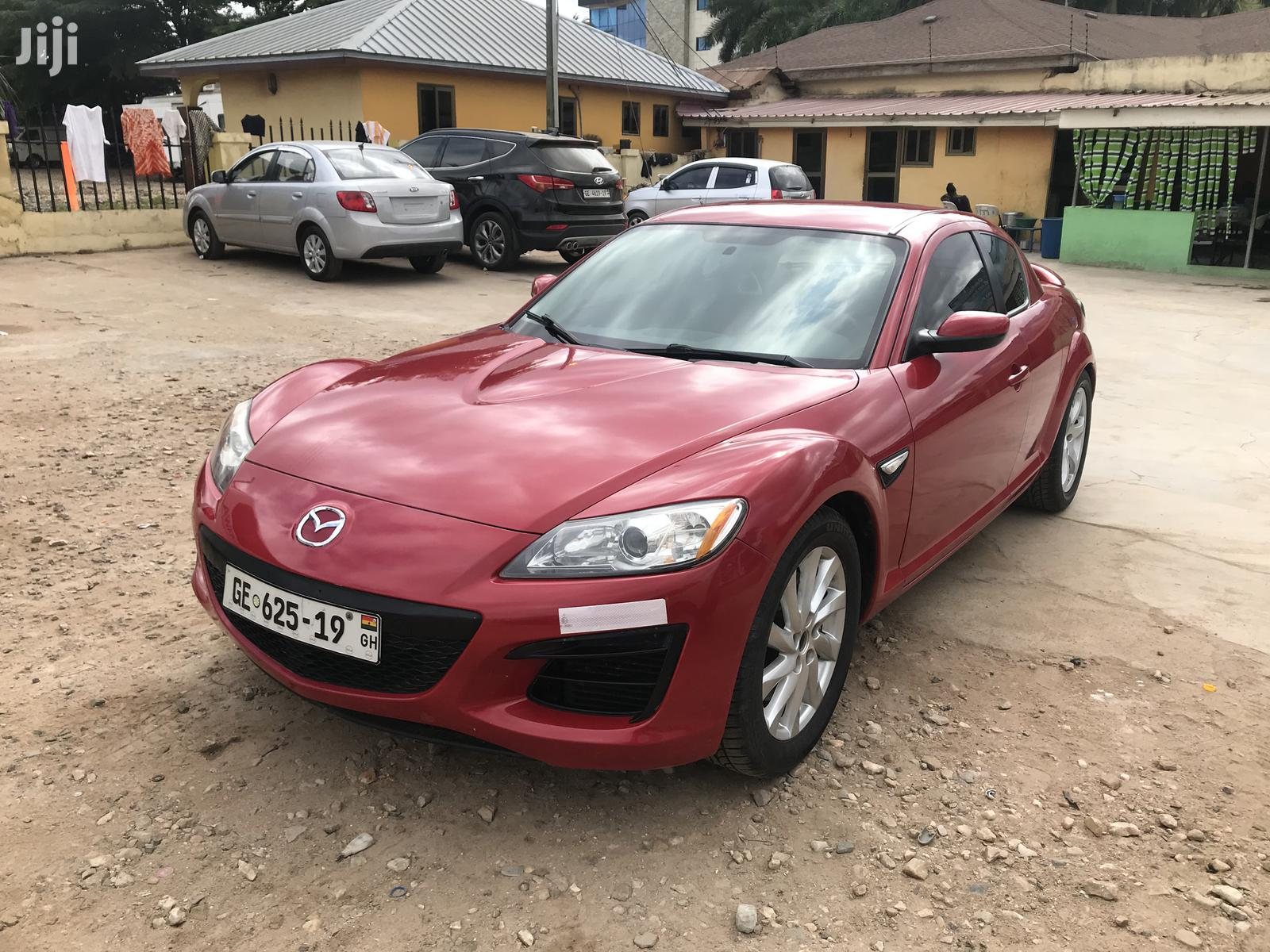 Mazda RX-8 2012 Red | Cars for sale in East Legon, Greater Accra, Ghana