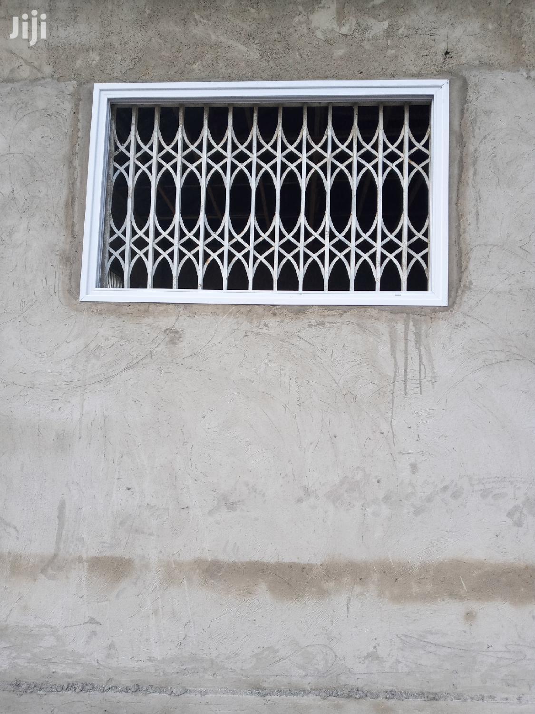 Italian Sliding Windows Frame Well Installed