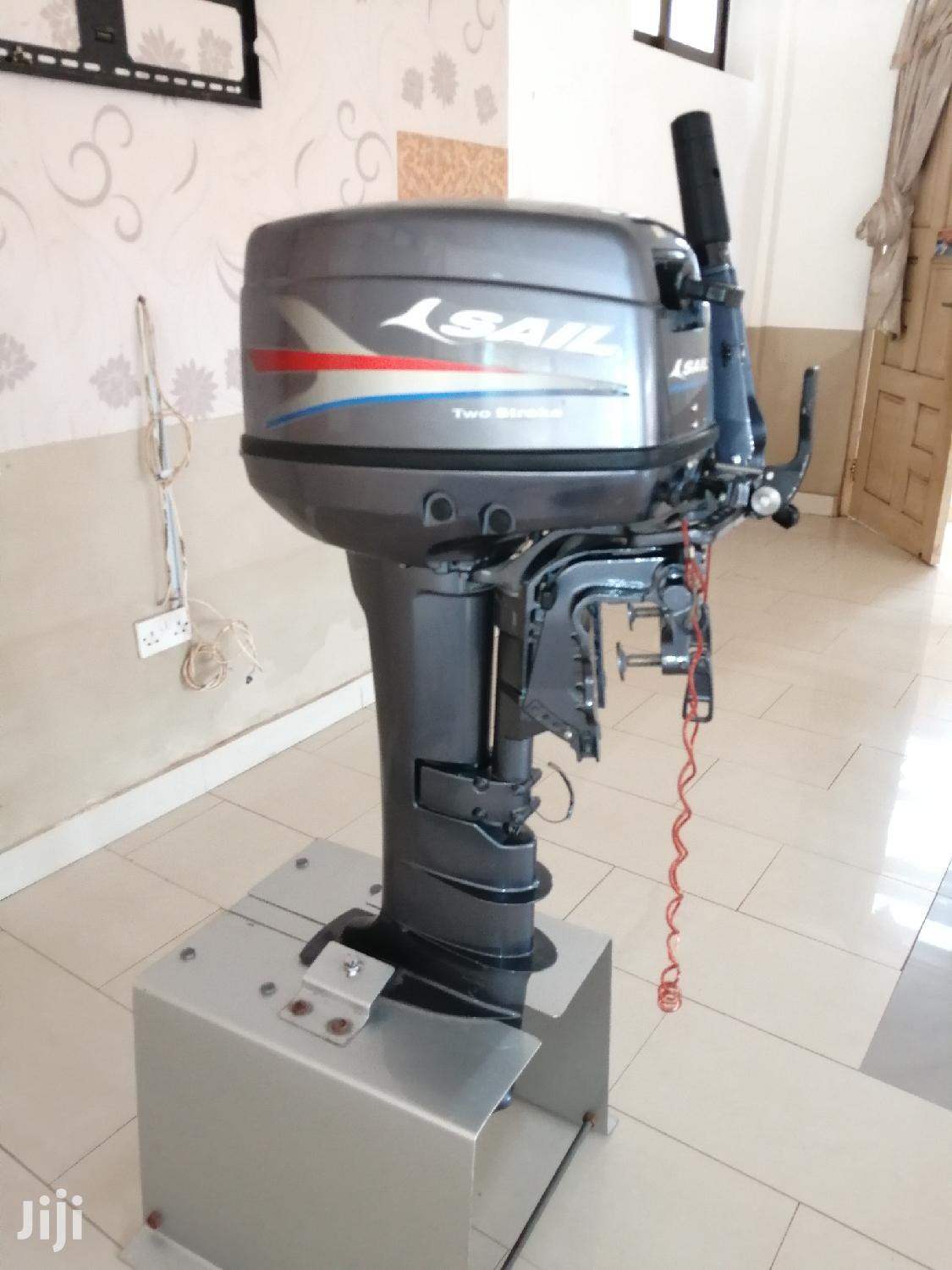 9.9 Hp Sail Outboard Motor