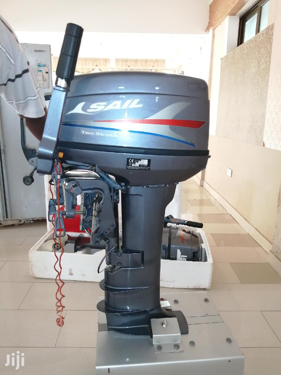 9.9 Hp Sail Outboard Motor | Watercraft & Boats for sale in North Tongu, Volta Region, Ghana