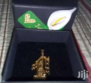 12K Solid Gold #1mom Necklace Pendant Gift   Jewelry for sale in Greater Accra, Adenta
