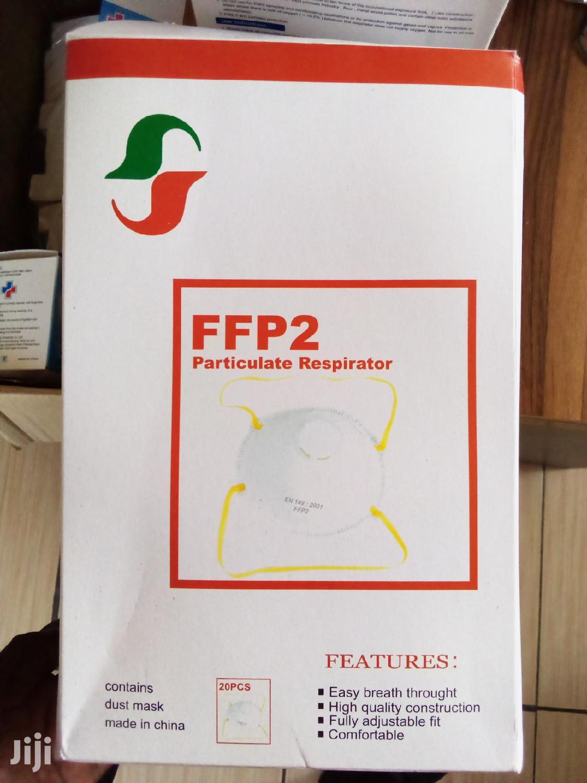 Archive: FFP2 Face Mask