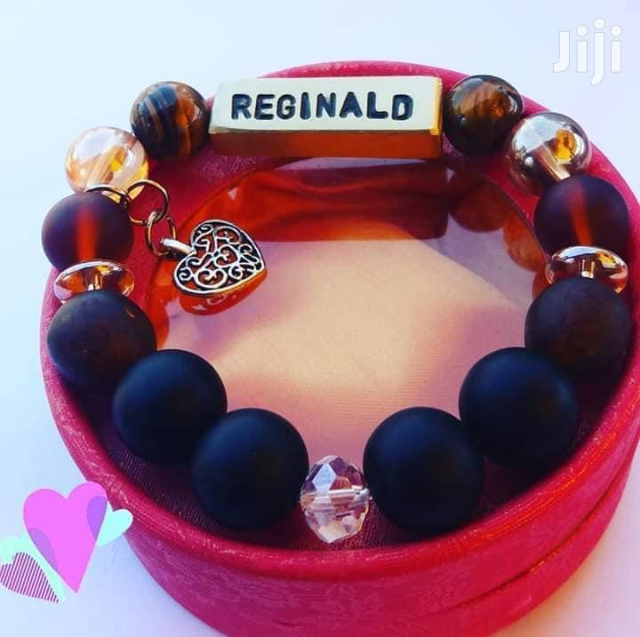 Archive: Customized Beads Bracelet