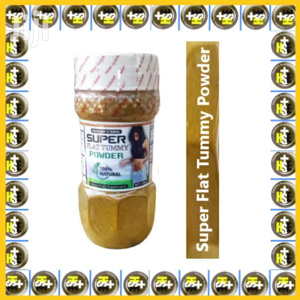 Super Flat Tummy Powder