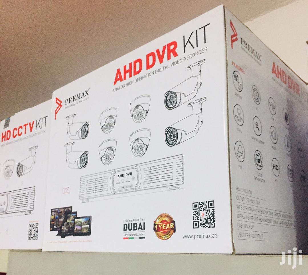 8 Channel CCTV Kits