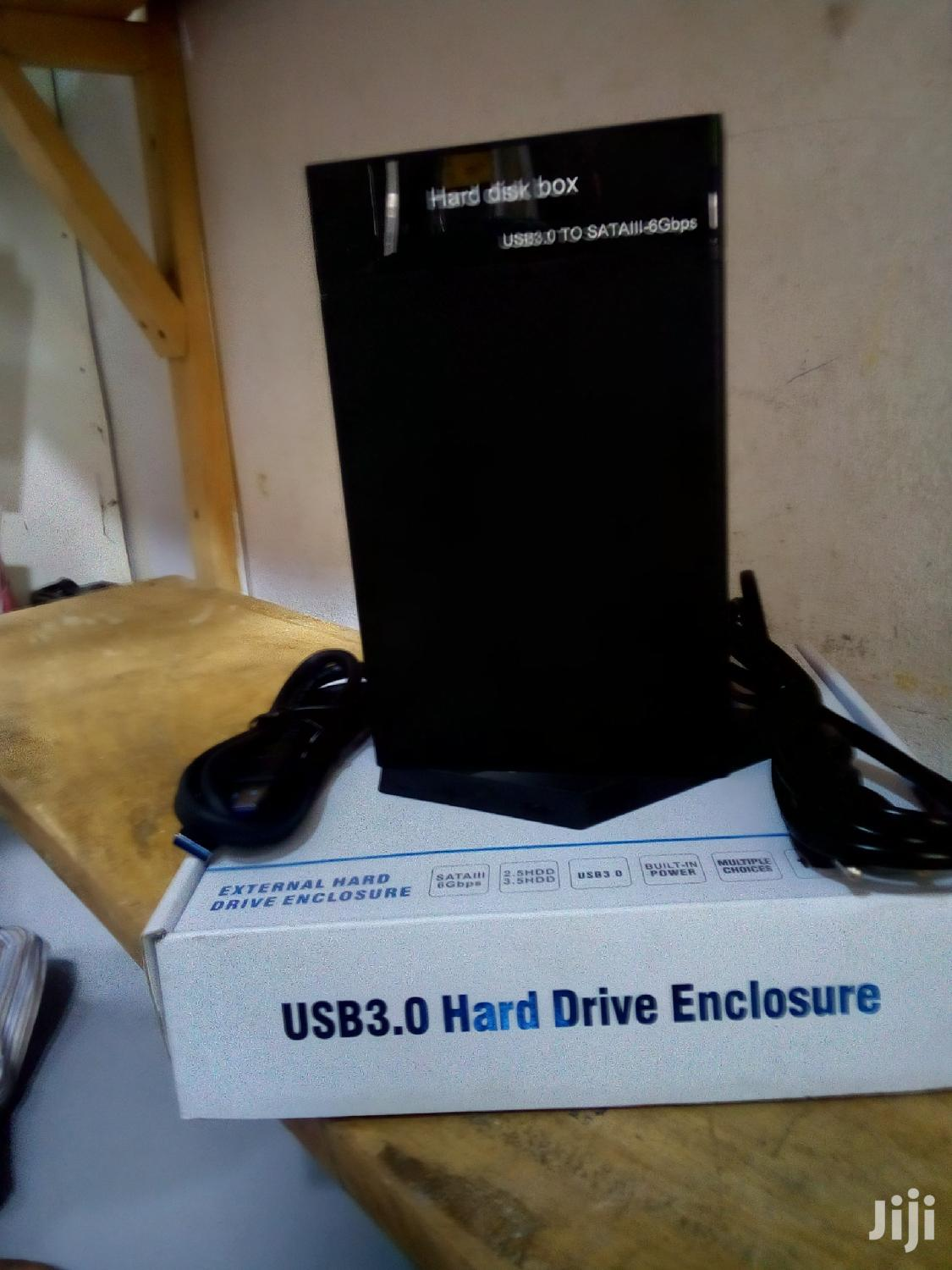 External Hard Drive Case 3.0 For Desktop | Computer Hardware for sale in Ashaiman Municipal, Greater Accra, Ghana