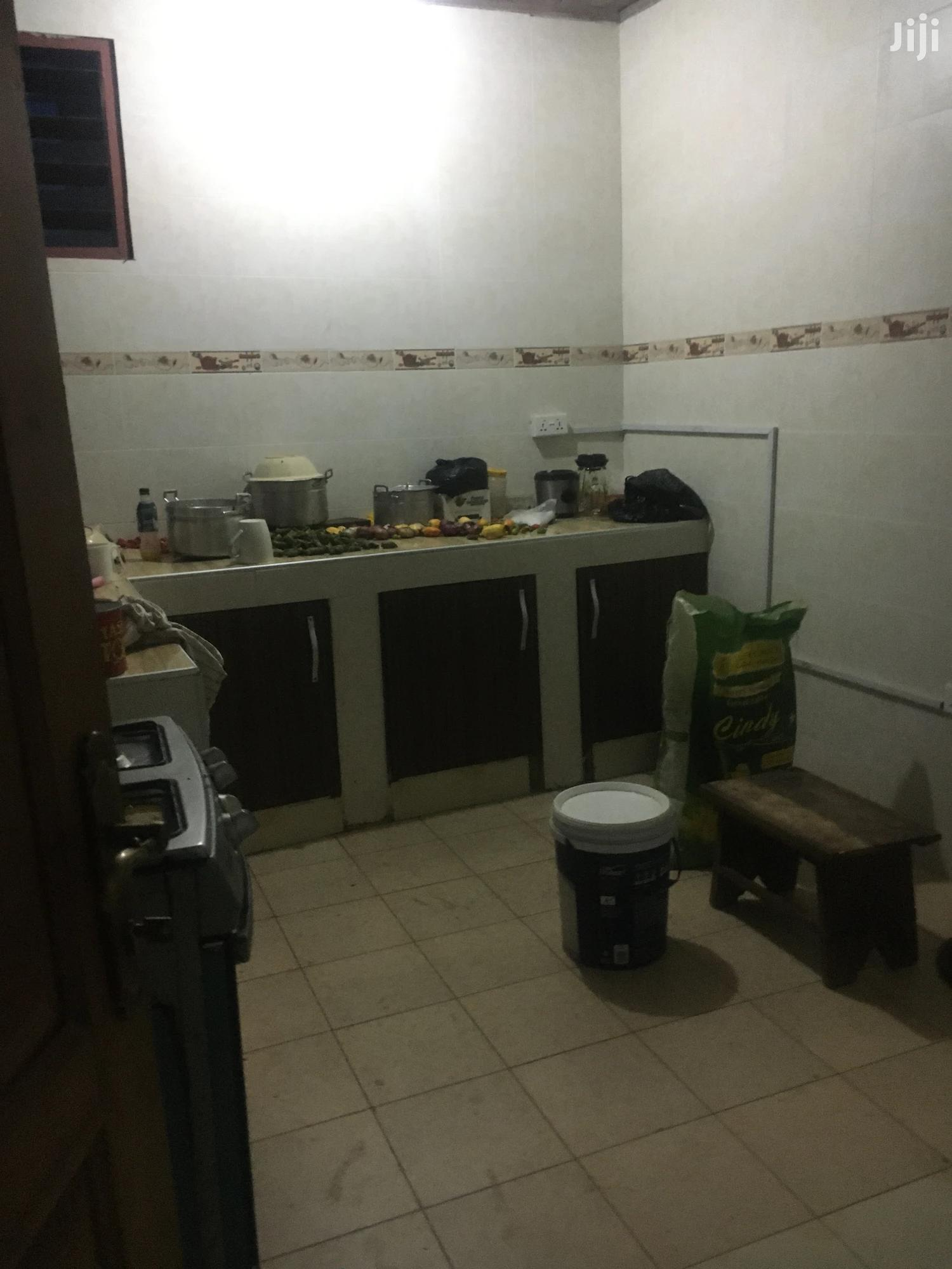 Single Room Self Contain At Top Herbal North Legon