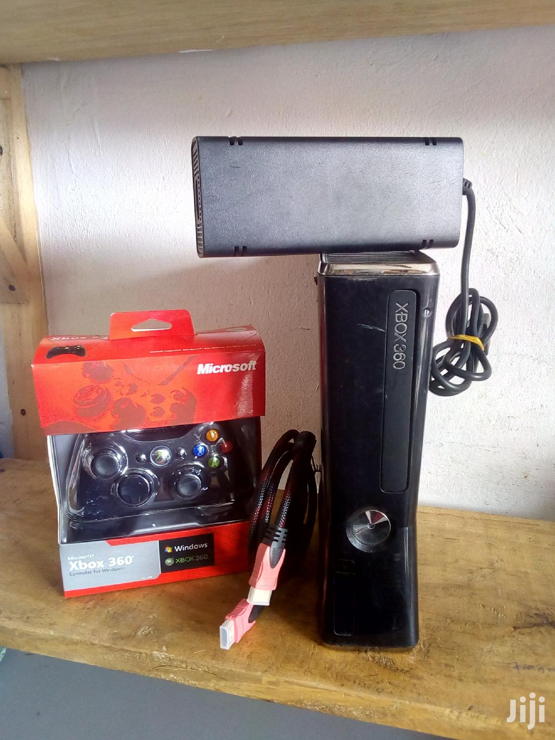 XBOX 360 Complete Set With Many Games | Video Game Consoles for sale in Ashaiman Municipal, Greater Accra, Ghana