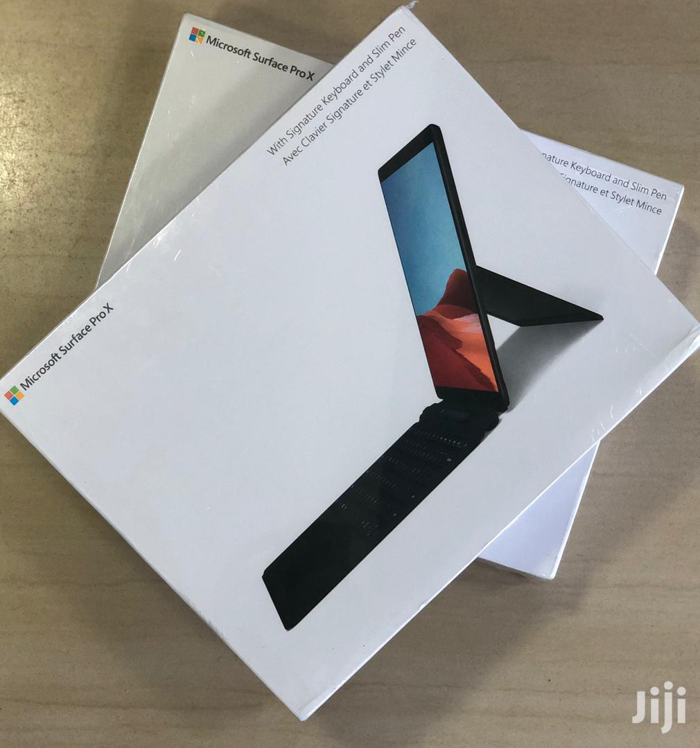 New Microsoft Surface Pro 256 GB Black