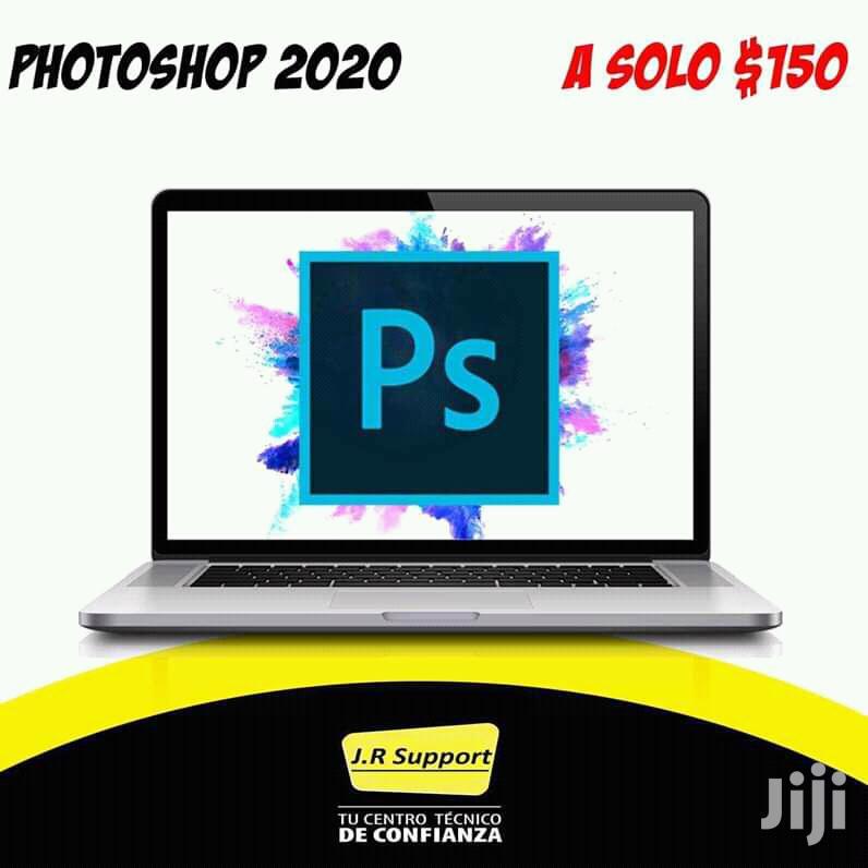 Archive: Adobe Photoshop 2020 Windows