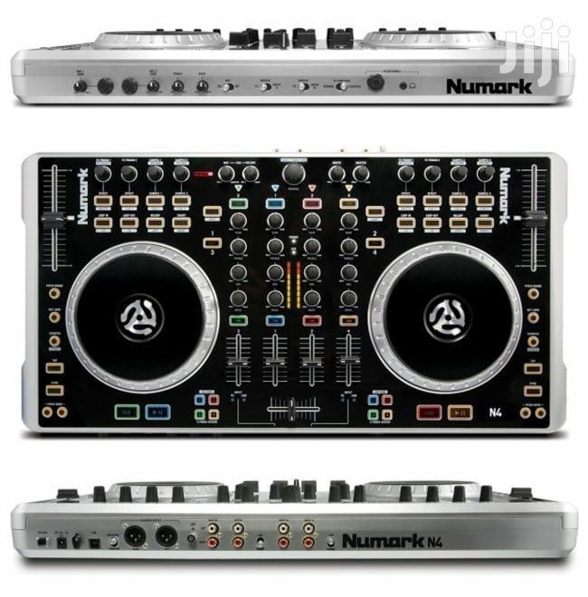 We Deal in Controllers:Sound Mixers,Speakers,Microphones Etc