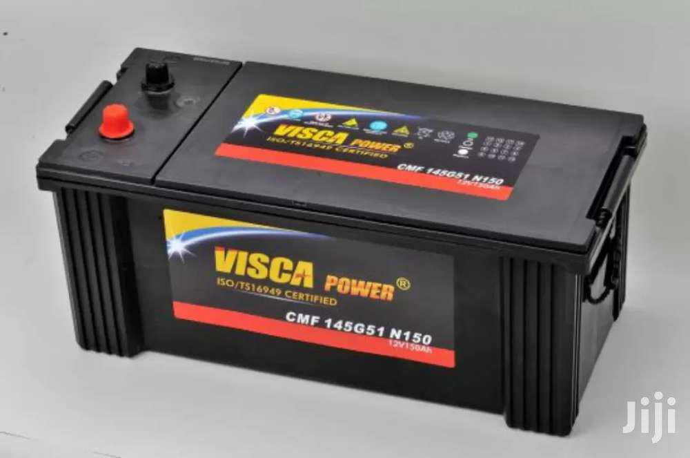 Heavy Duty Batteries (Free Delivery To Your Doorstep)