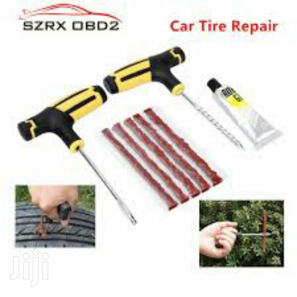 Car Tire Repair Kit | Vehicle Parts & Accessories for sale in North Kaneshie, Greater Accra, Ghana