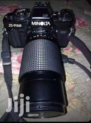 Minolta X-700 35mm SLR FILM CAMERAWith PROMASTER Multi Coated Lens